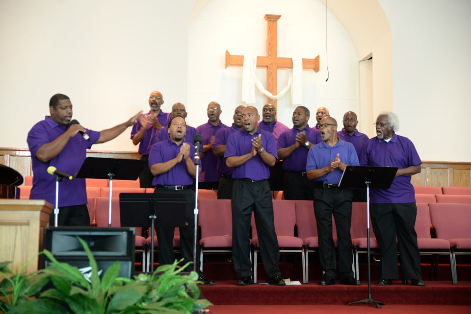 Mens Day Choir
